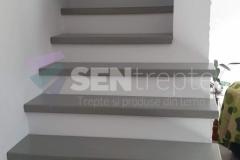 Trepte placate cu lemn 4