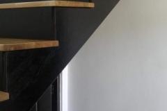 Scara interioara venghe cu negru 7