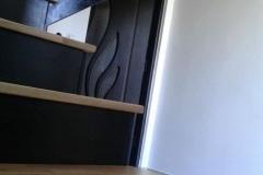 Scara interioara venghe cu negru 14