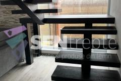 Scara-lemn-fara-balustrada
