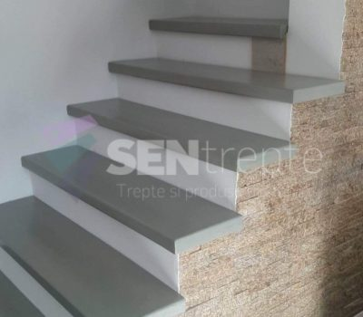 scari interioare fara balustrada